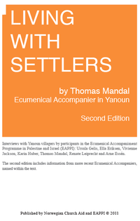 Living with Settlers (Updated 2011)
