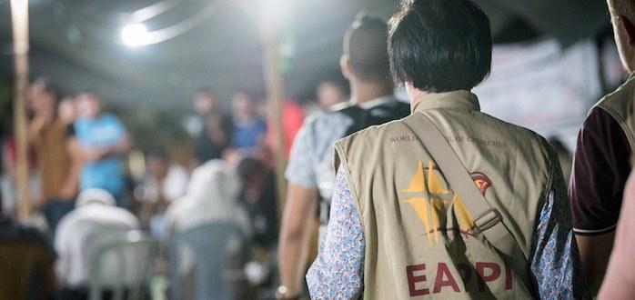 EAs offer protective presence in Khan al Ahmar